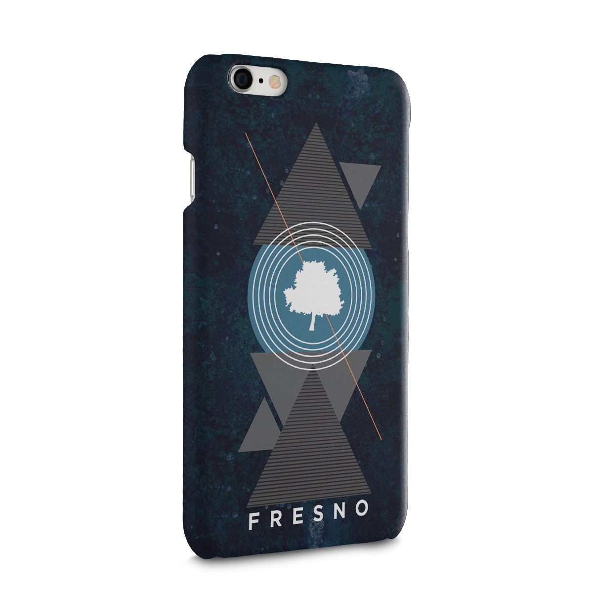 Capa para iPhone 6/6S Fresno Geometric