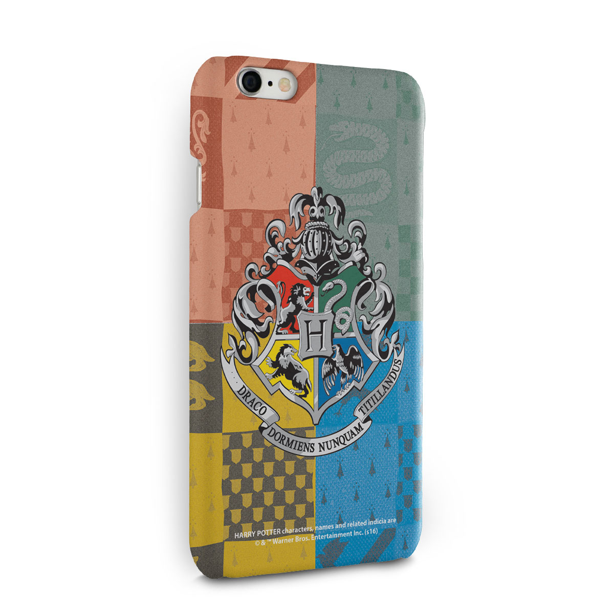 Capa para iPhone 6/6S Harry Potter Flâmulas