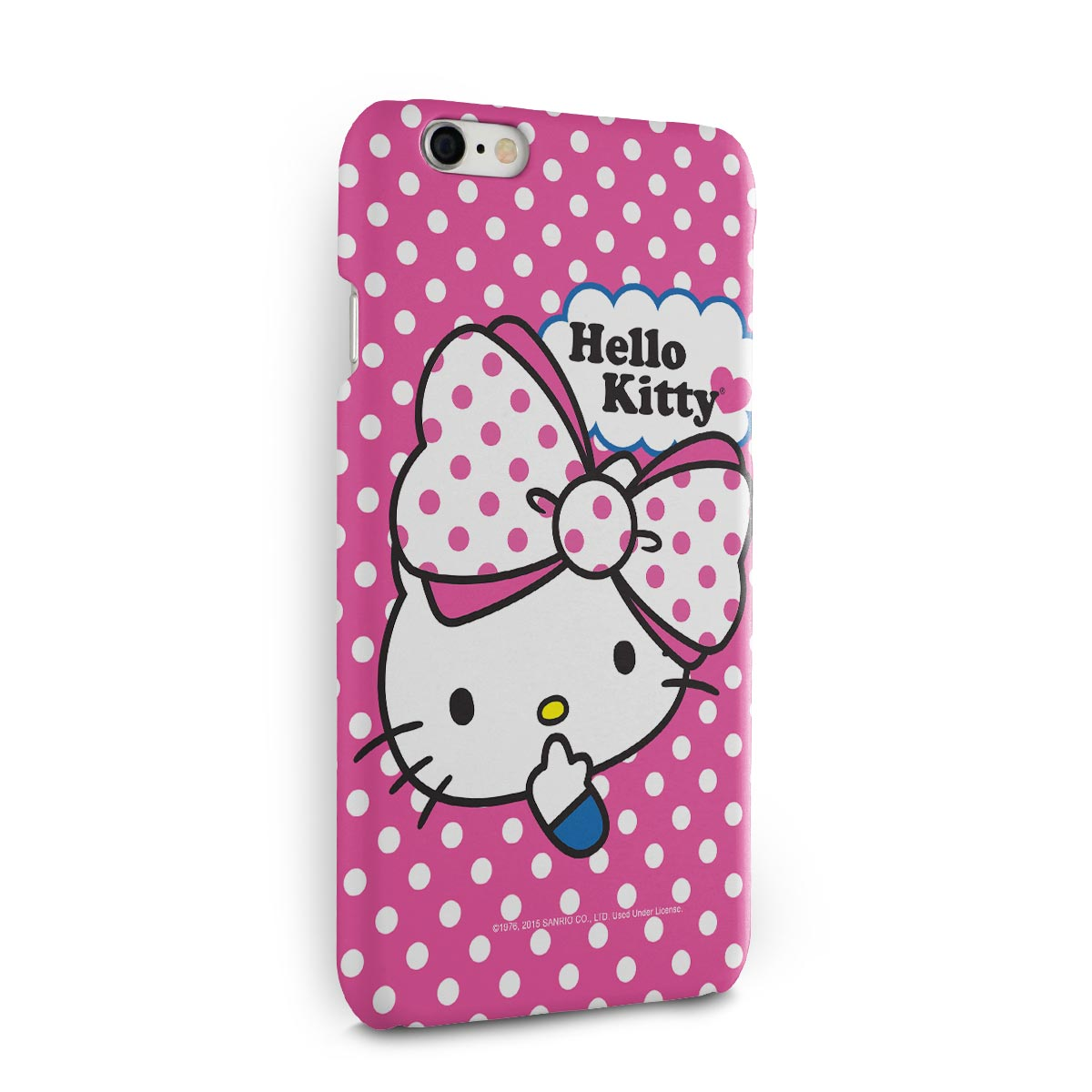 Capa para iPhone 6/6S Hello Kitty Big Ribbon