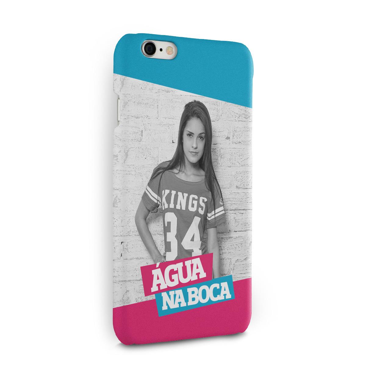 Capa para iPhone 6/6S MC Tati Zaqui Água na Boca