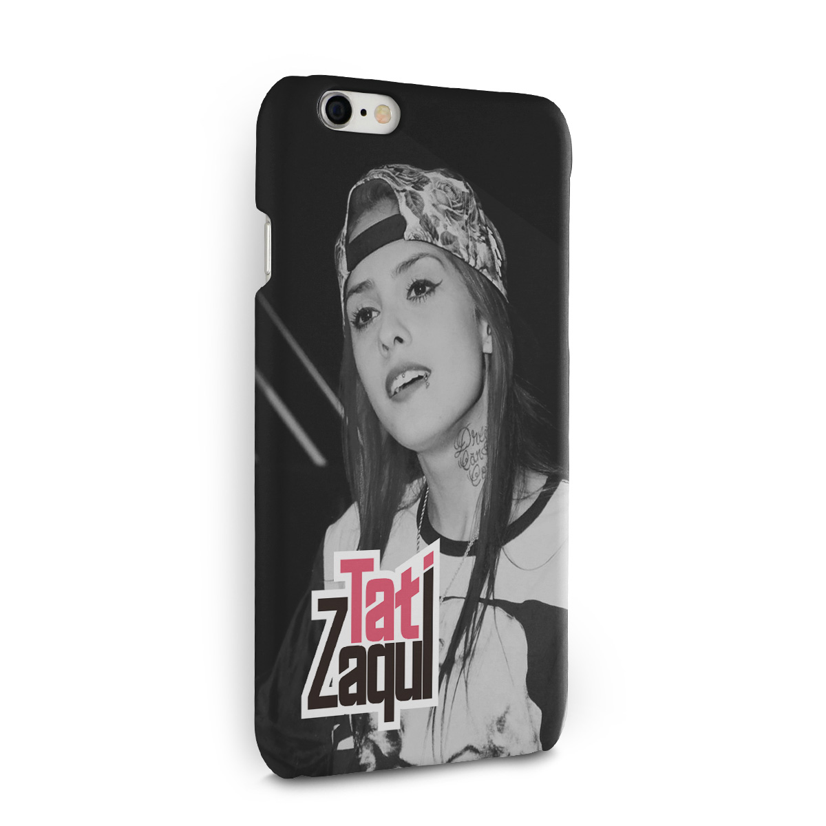 Capa para iPhone 6/6S MC Tati Zaqui Foto