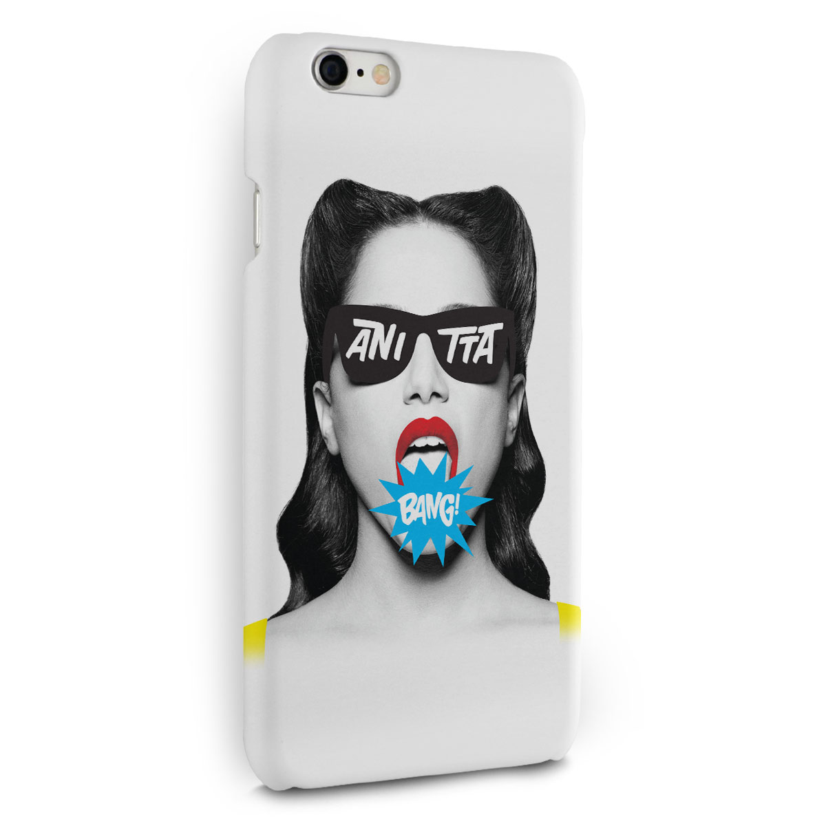 Capa para iPhone 6/6S Plus Anitta Bang!