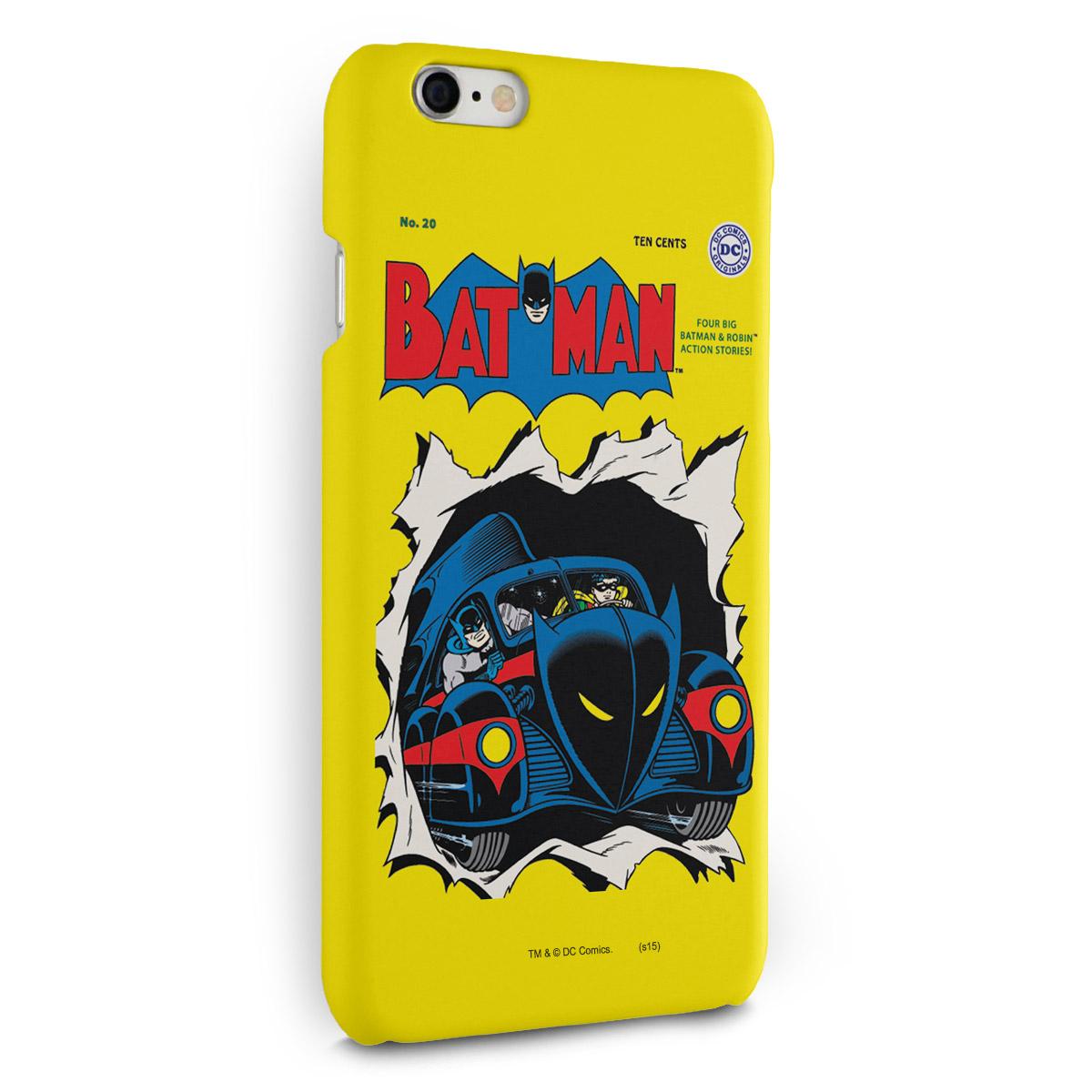 Capa para iPhone 6/6S Plus Batman HQ N°20