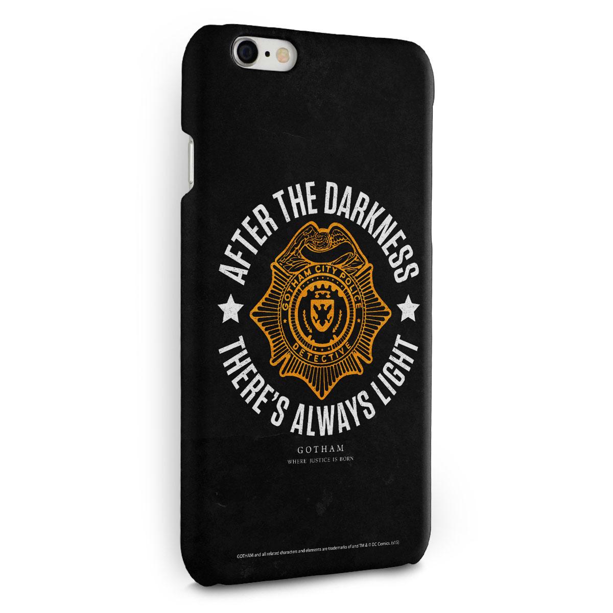 Capa para iPhone 6/6S Plus Gotham There�s Always Light