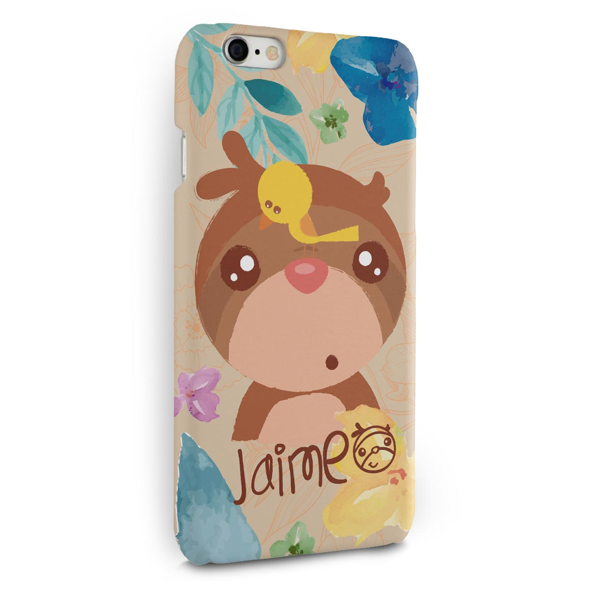 Capa para iPhone 6/6S Plus Jaime Natureza