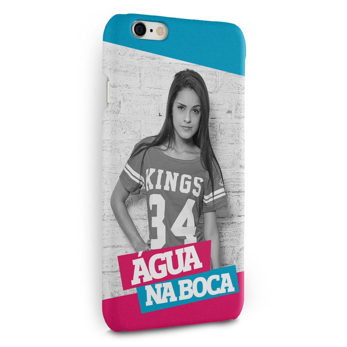 Capa para iPhone 6/6S Plus MC Tati Zaqui Água na Boca