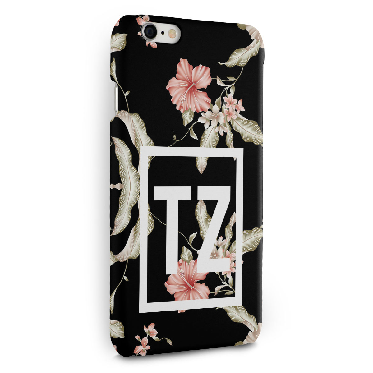 Capa para iPhone 6/6S Plus MC Tati Zaqui Flowers