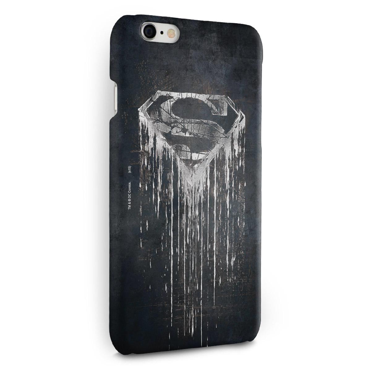 Capa para iPhone 6/6S Plus Superman Steel Melting