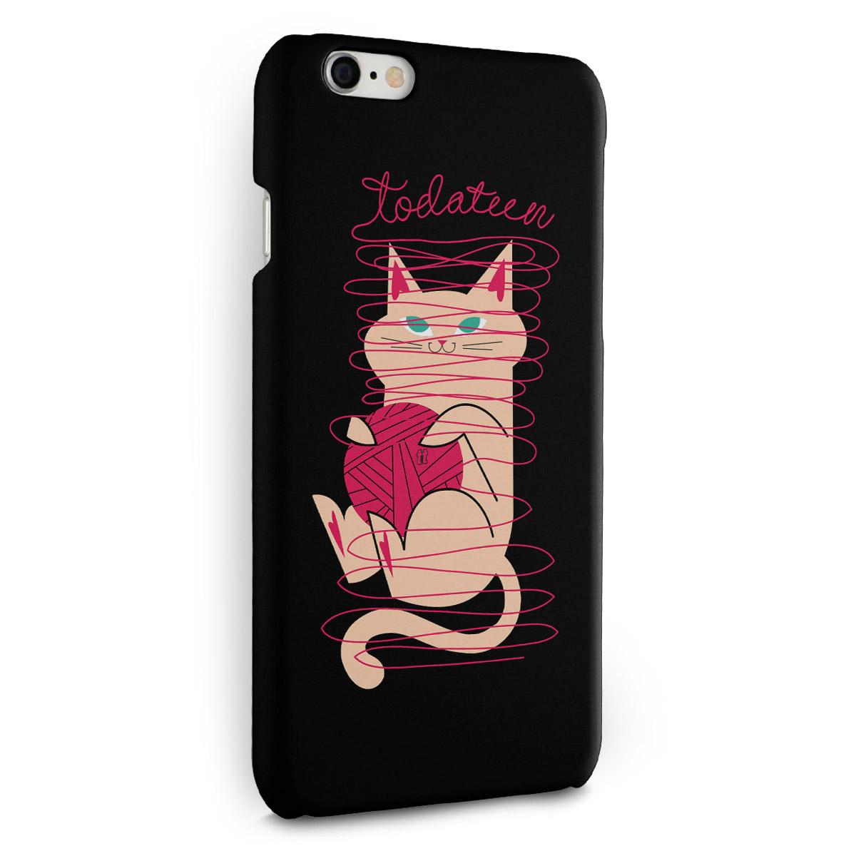 Capa para iPhone 6/6S Plus TodaTeen Cat