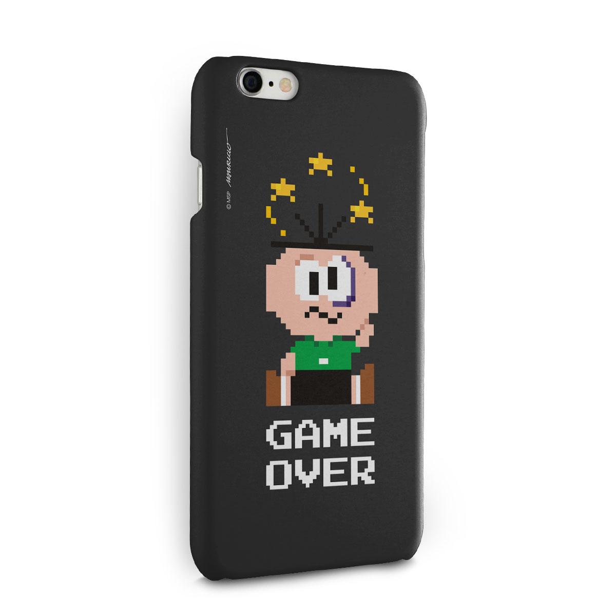 Capa para iPhone 6/6S Turma da Mônica Cebolinha Game Over