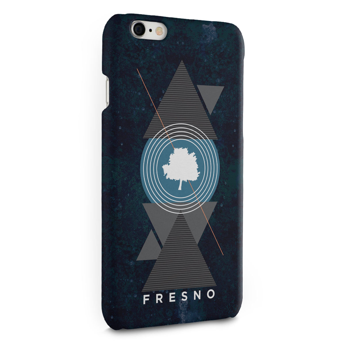 Capa para iPhone 6/6S Plus Fresno Geometric