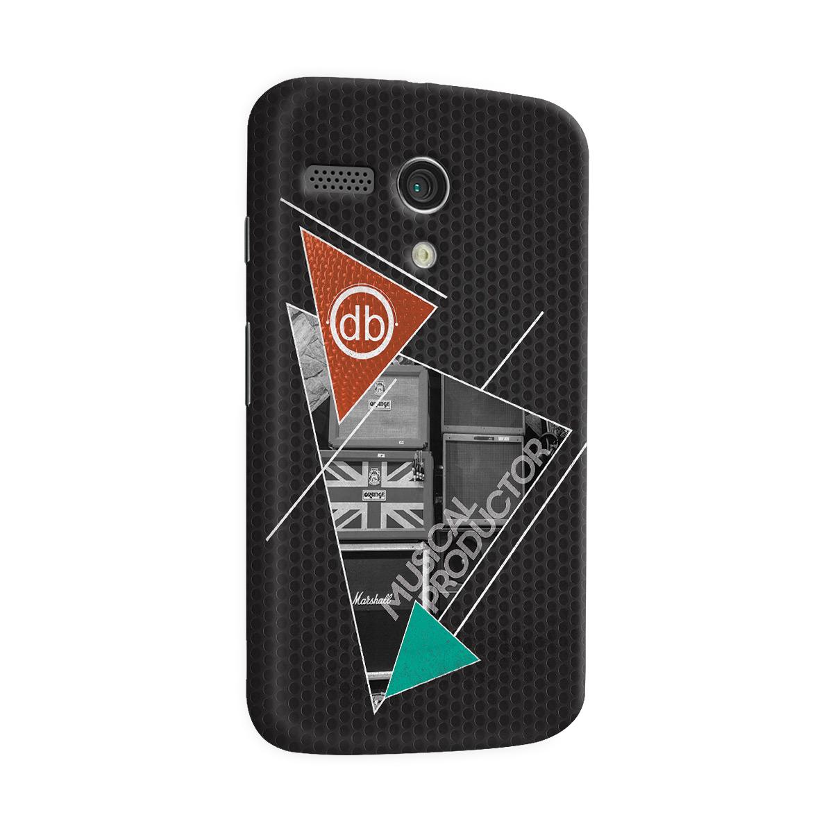 Capa para Motorola Moto G 1 Dudu Borges Musical Productor