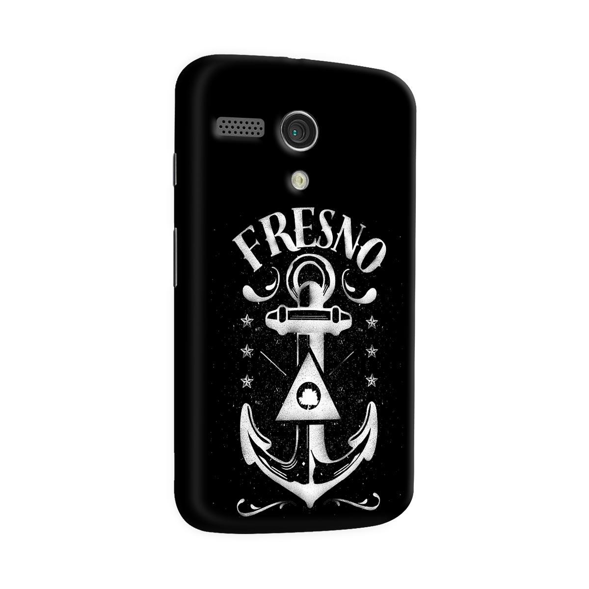 Capa para Motorola Moto G 1 Fresno Anchor