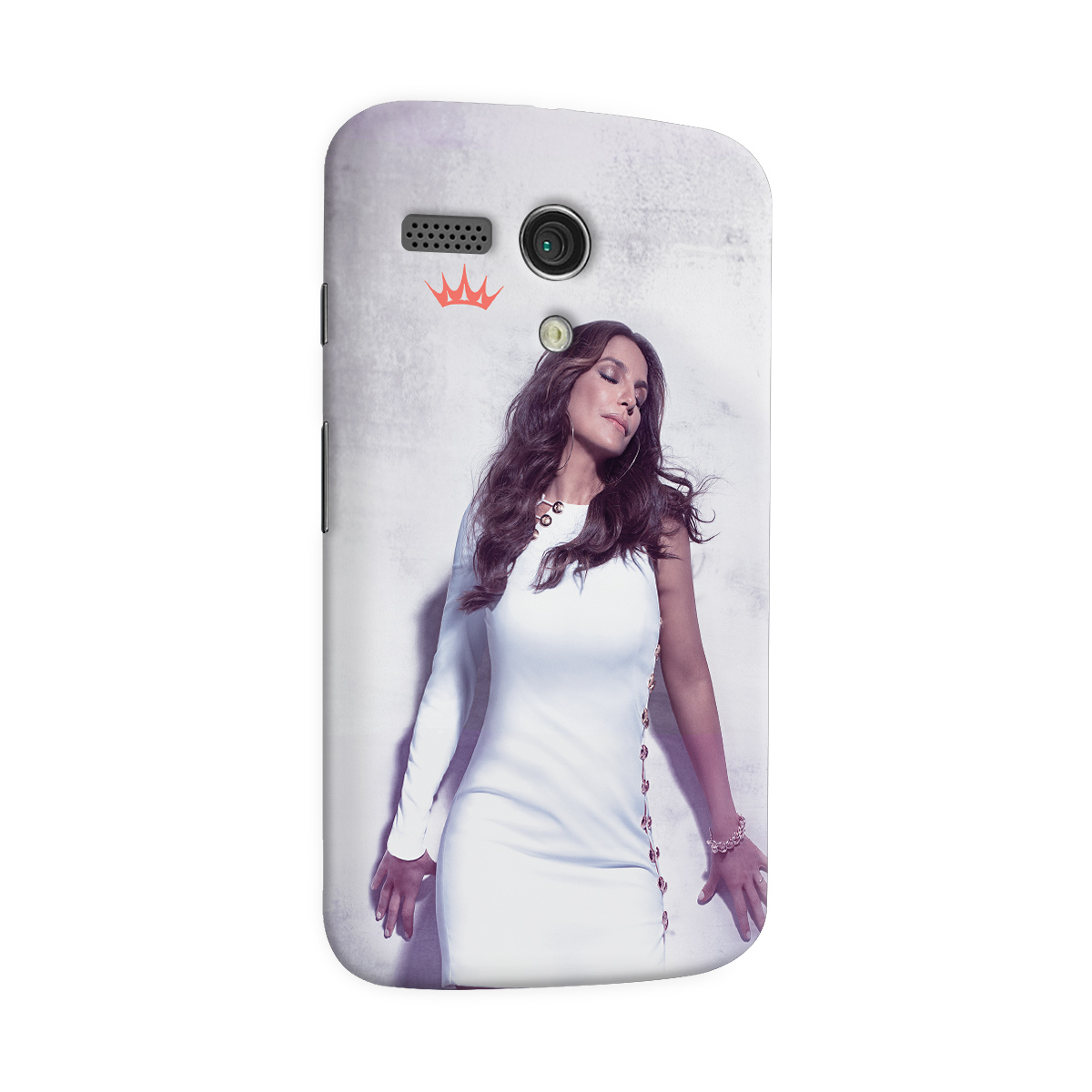 Capa para Motorola Moto G 1 Ivete Sangalo Careless Whisper