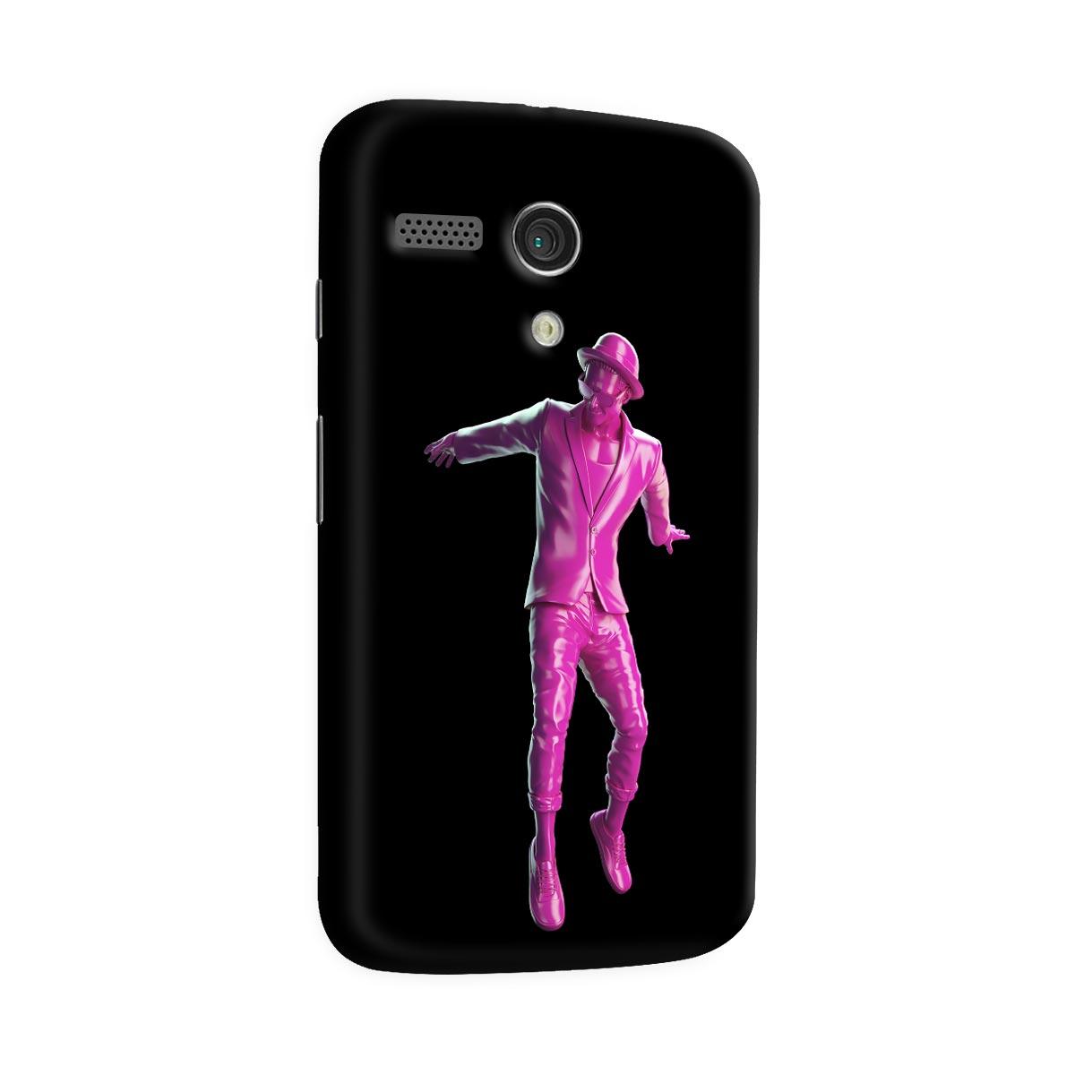Capa para Motorola Moto G 1 Ivo Mozart 29 Viu