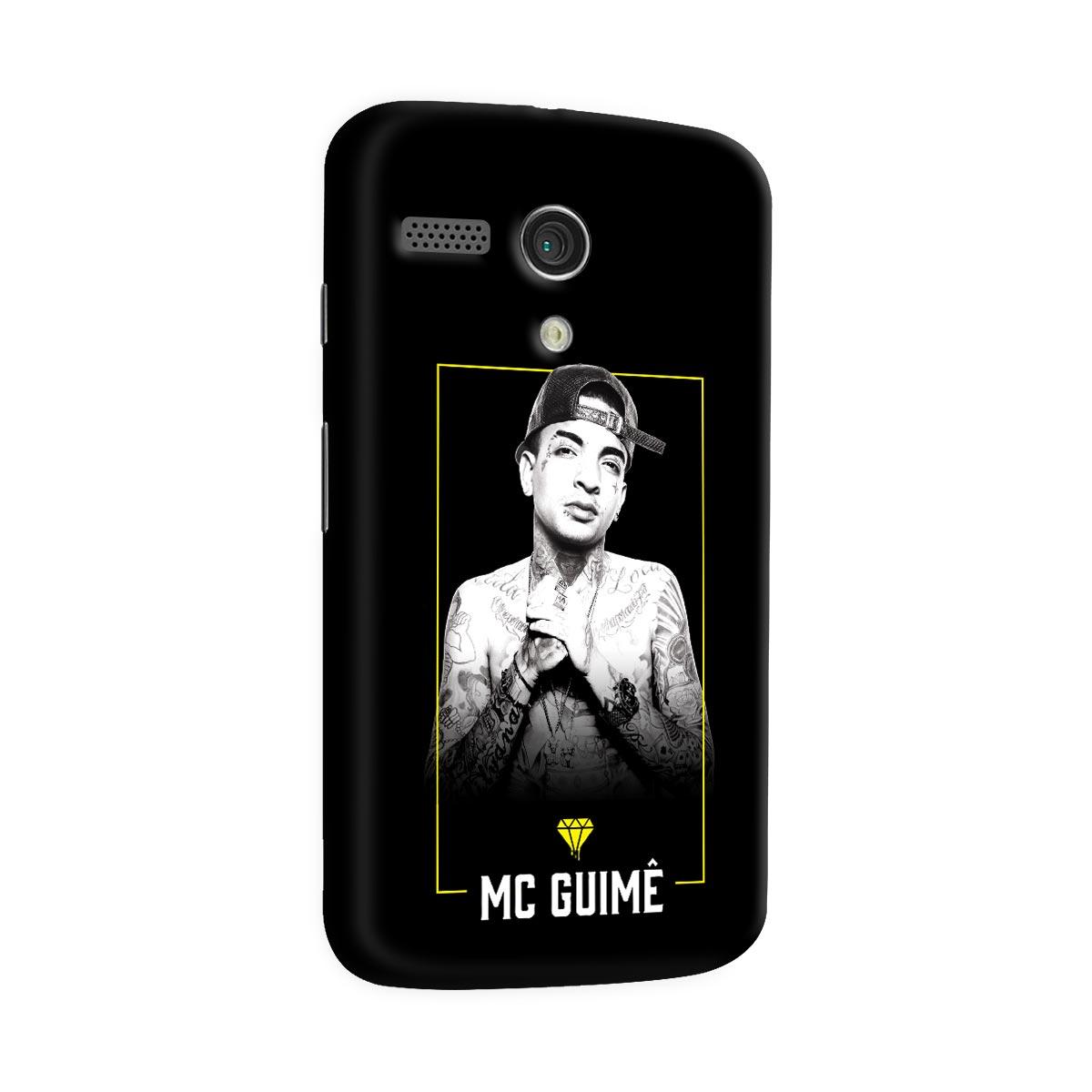 Capa para Motorola Moto G 1 MC Guimê Foto