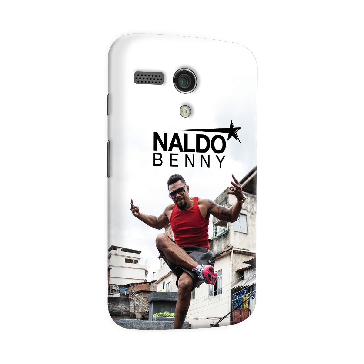 Capa para Motorola Moto G 1 Naldo Benny Jump