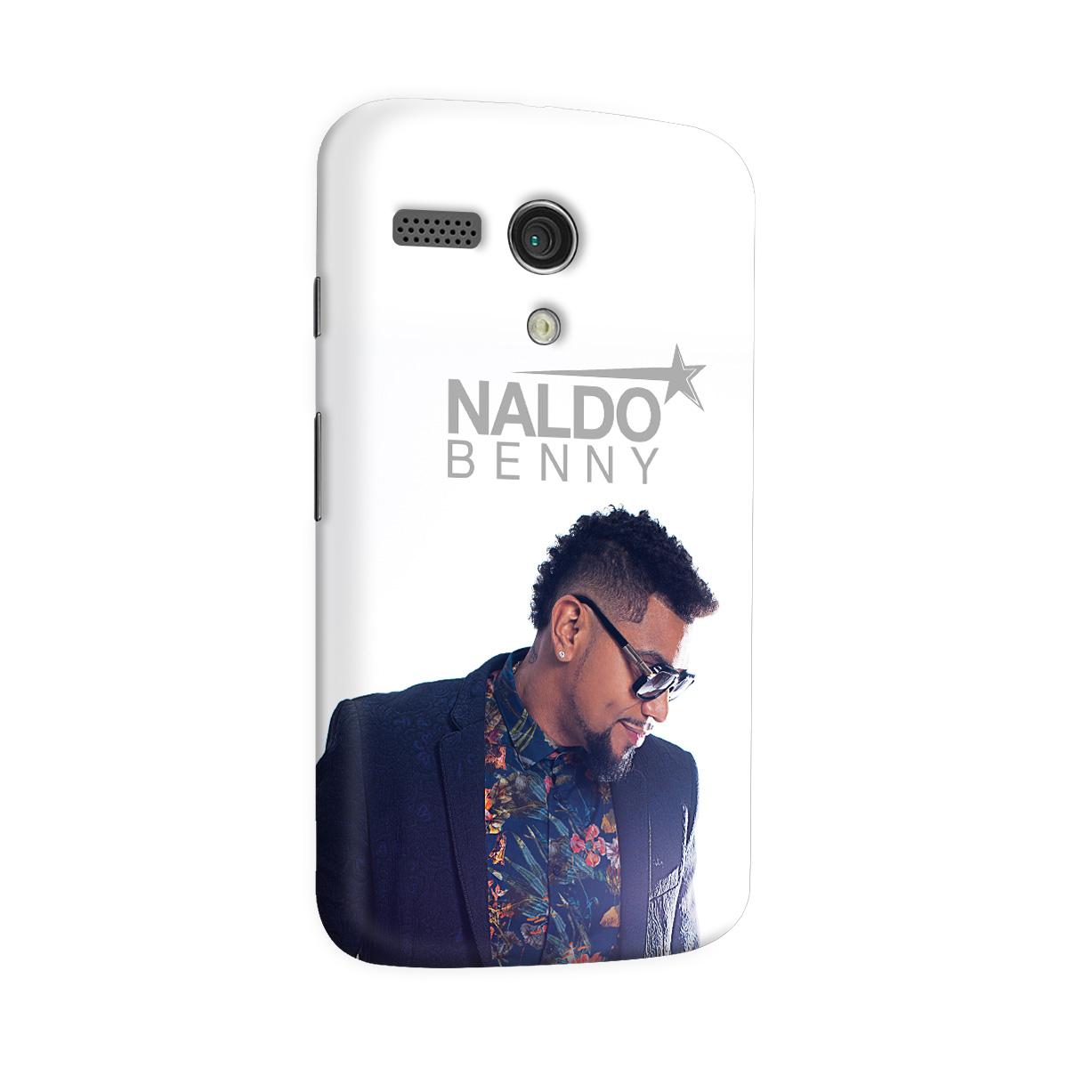 Capa para Motorola Moto G 1 Naldo Benny Photo