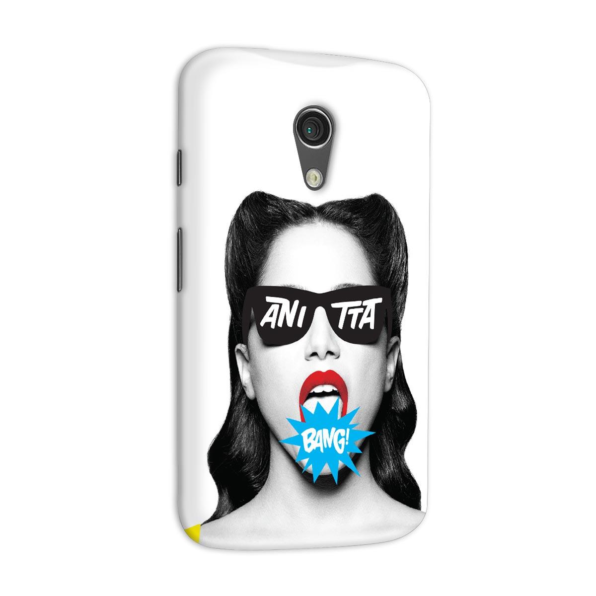 Capa para Motorola Moto G 2 Anitta Bang!
