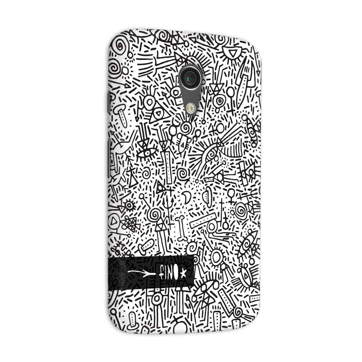 Capa para Motorola Moto G 2 Fino Farofa de Religião