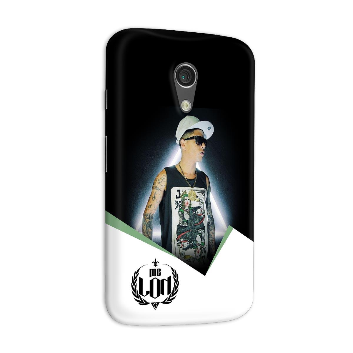 Capa para Motorola Moto G 2 MC Lon Foto