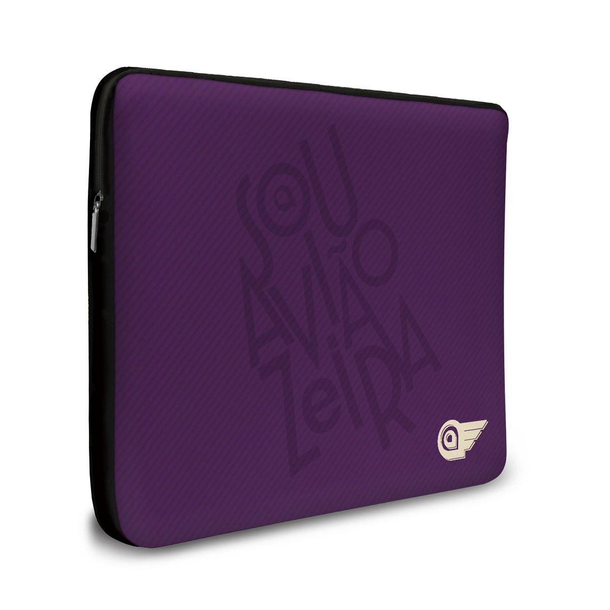 Capa para Notebook Aviões do Forró Sou Aviãozeira