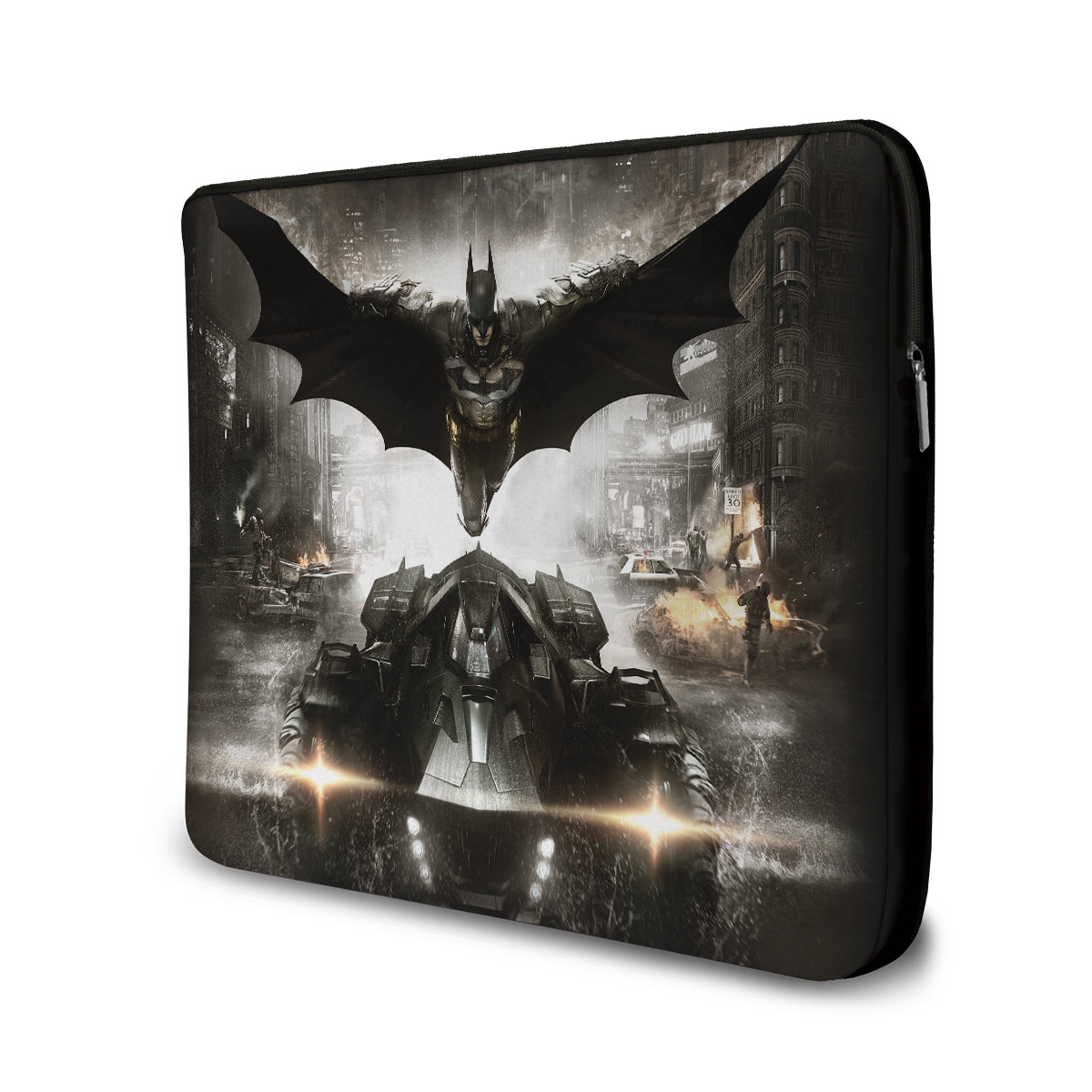 Capa para Notebook Batman Arkham Knight Action