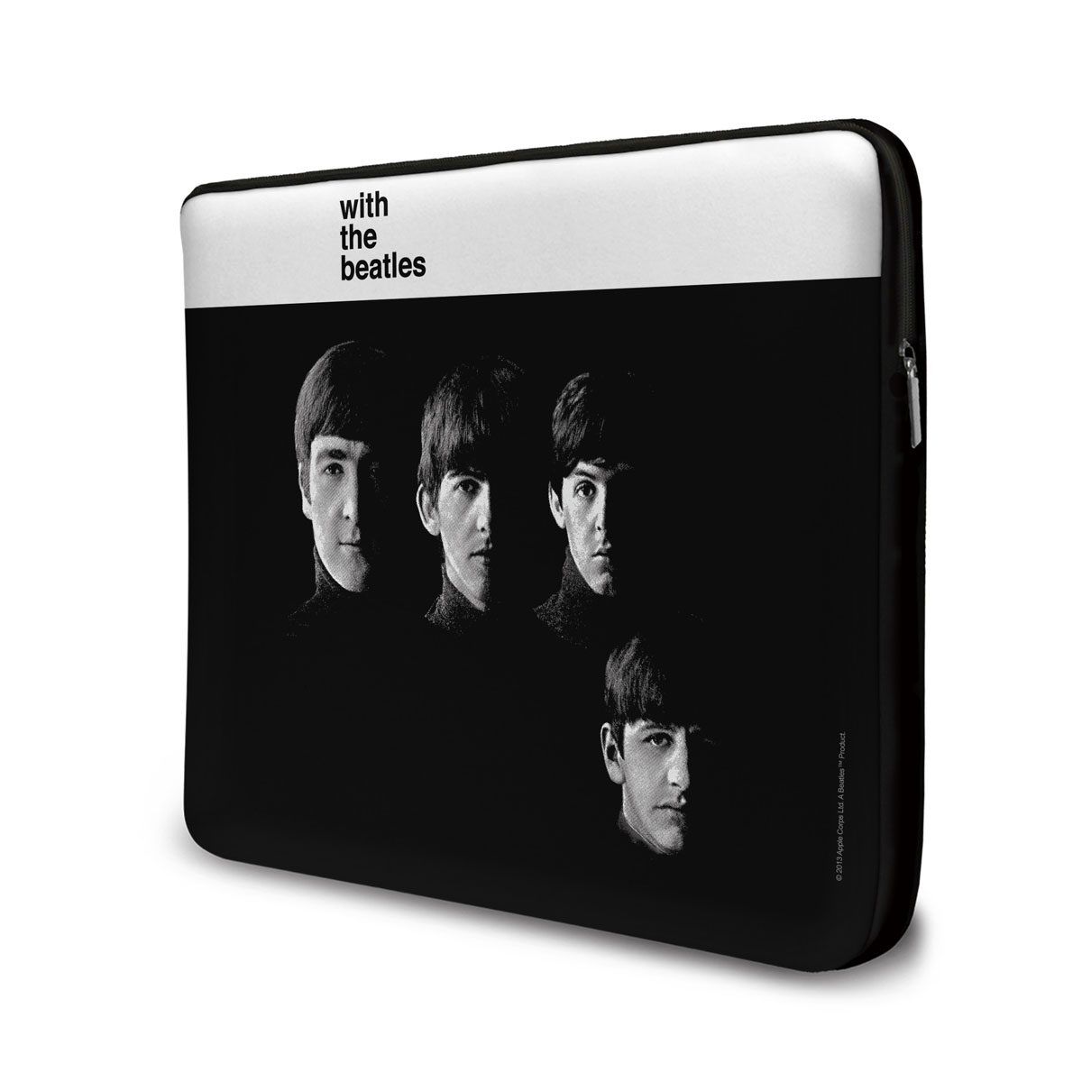 Capa Para Notebook The Beatles With The Beatles