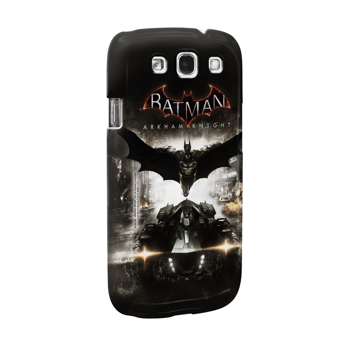 Capa para Samsung Galaxy S3 Batman Arkham Knight Action
