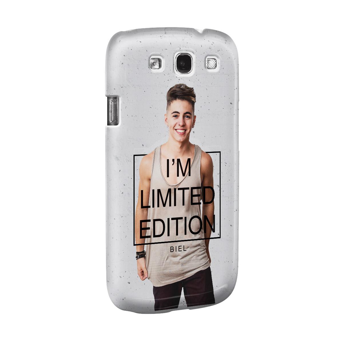 Capa para Samsung Galaxy S3 Biel I´m Limited Edition