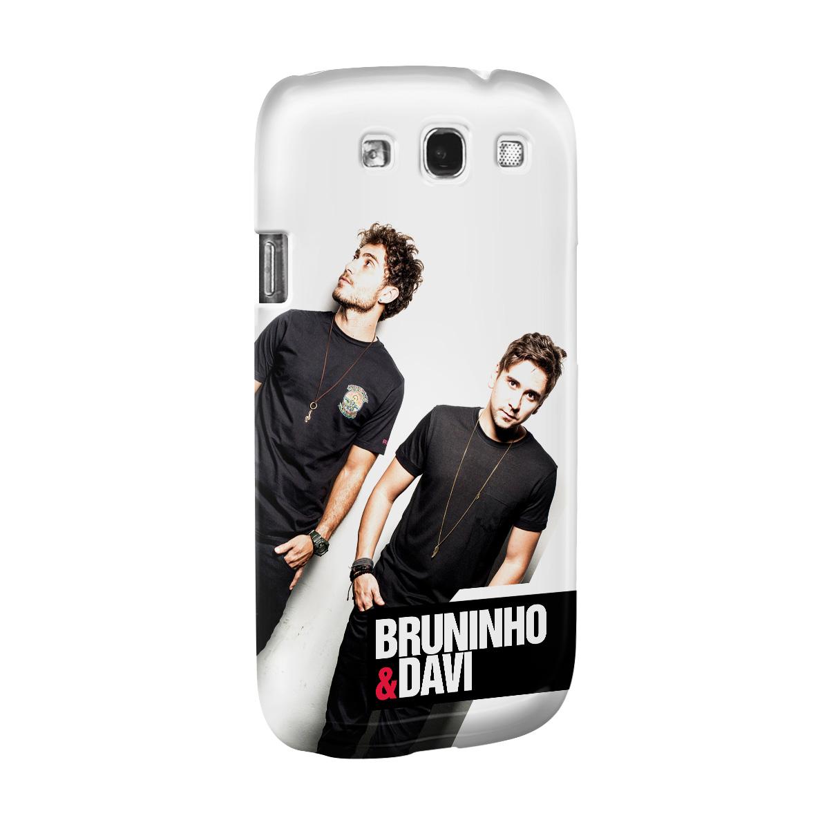Capa para Samsung Galaxy S3 Bruninho & Davi Foto