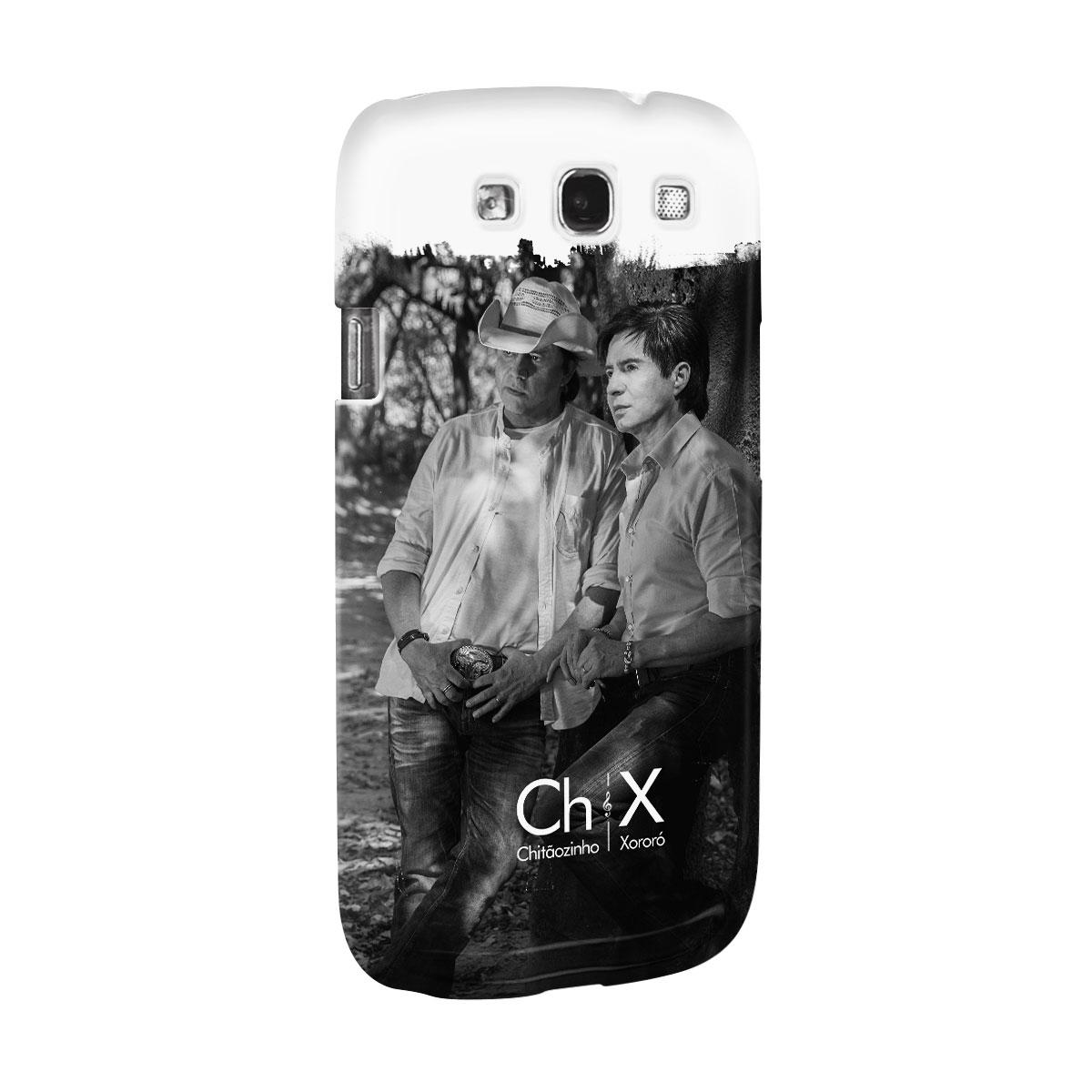Capa para Samsung Galaxy S3 Chitãozinho & Xororó Foto