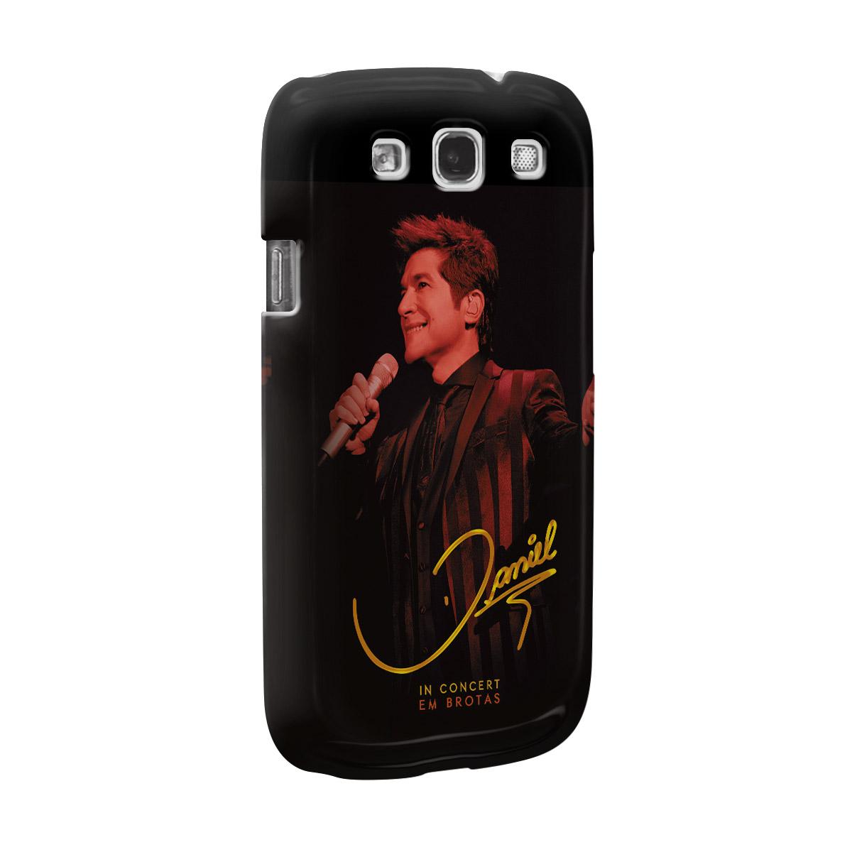 Capa Para Samsung Galaxy S3 Daniel In concert
