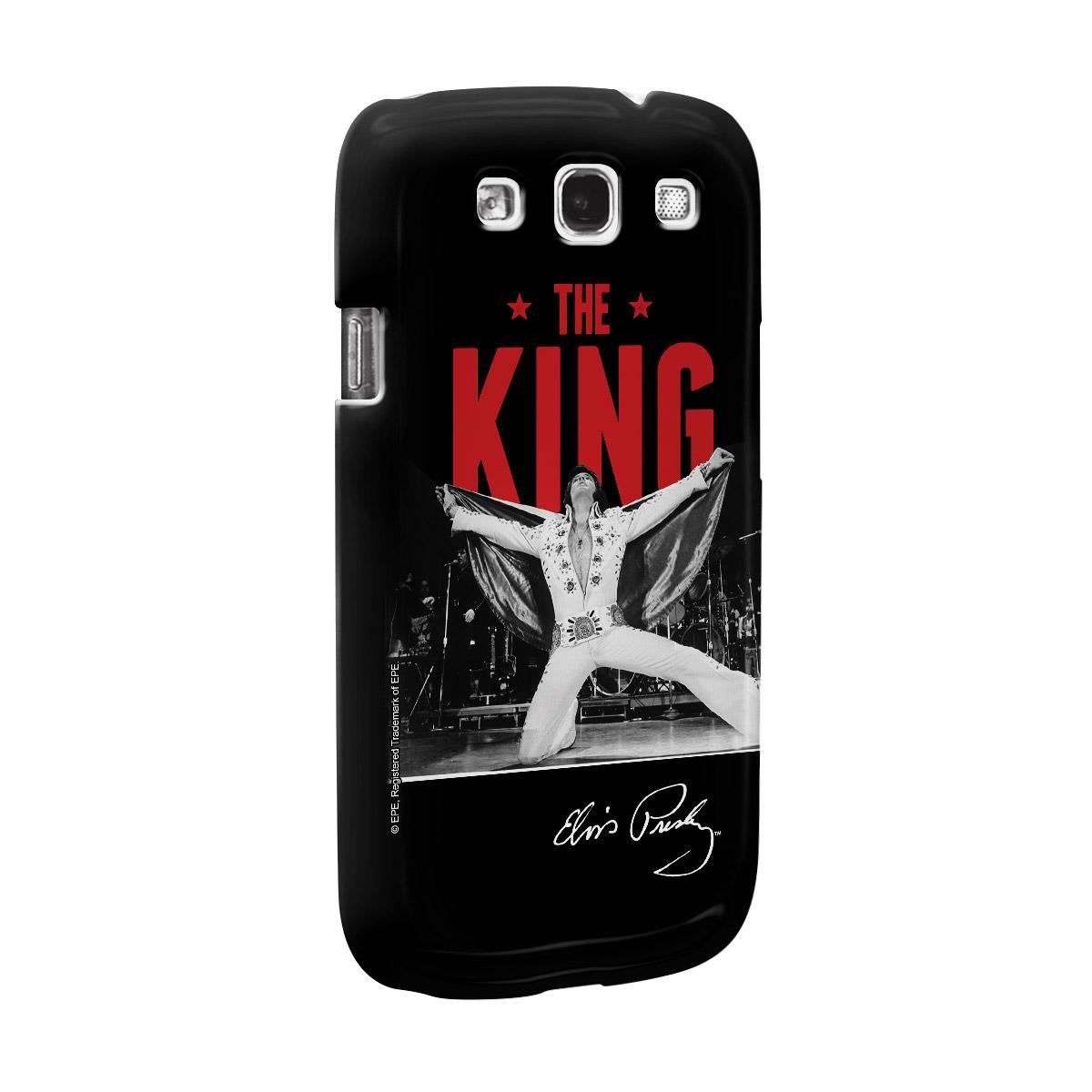 Capa para Samsung Galaxy S3 Elvis The King