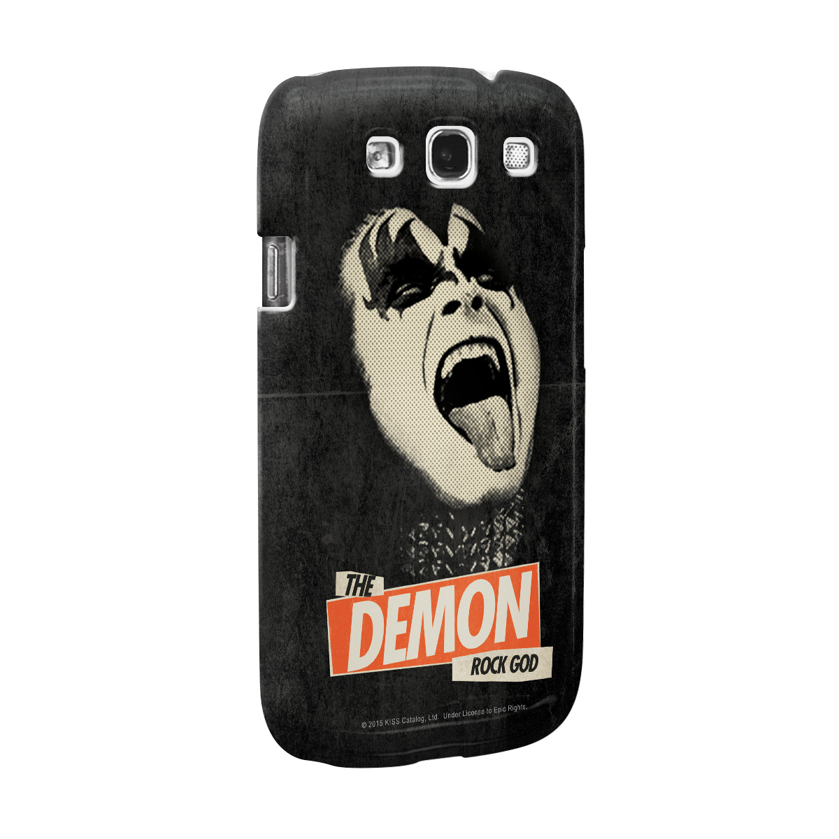 Capa para Samsung Galaxy S3 Kiss Rock God