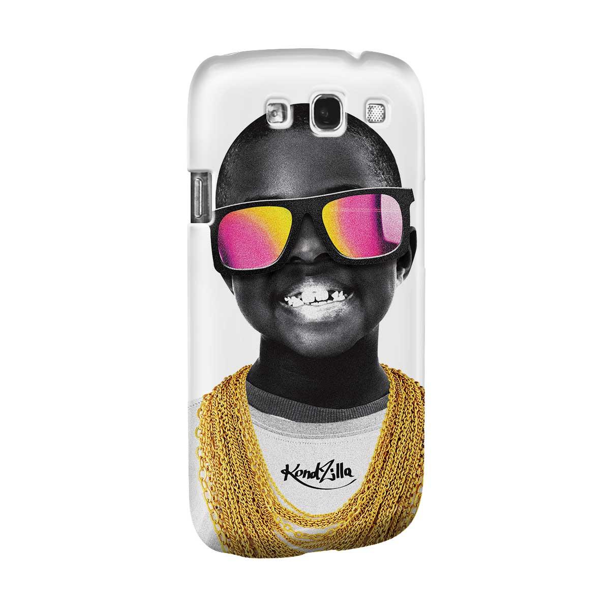 Capa para Samsung Galaxy S3 Kondzilla Boy