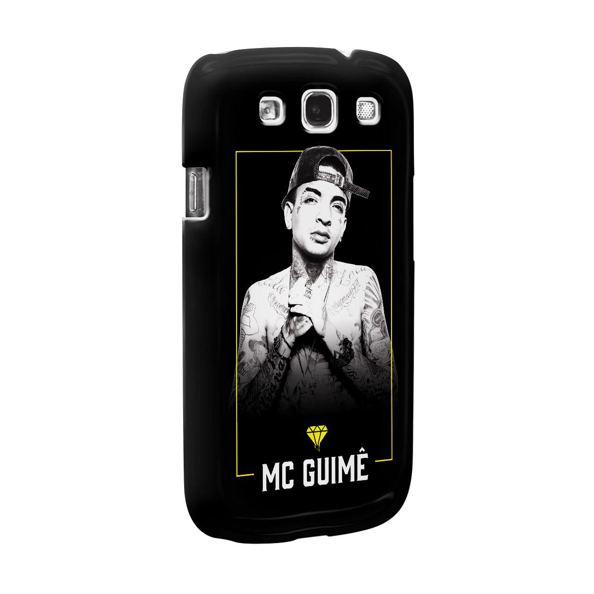 Capa para Samsung Galaxy S3 MC Guimê Foto