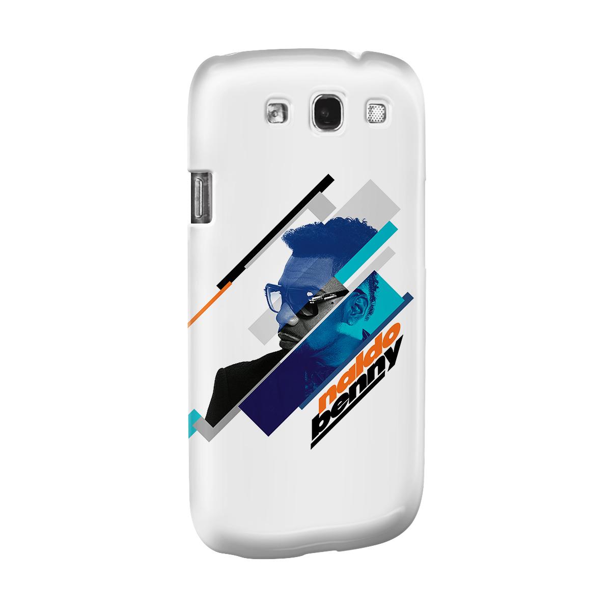 Capa para Samsung Galaxy S3 Naldo Benny Perfil