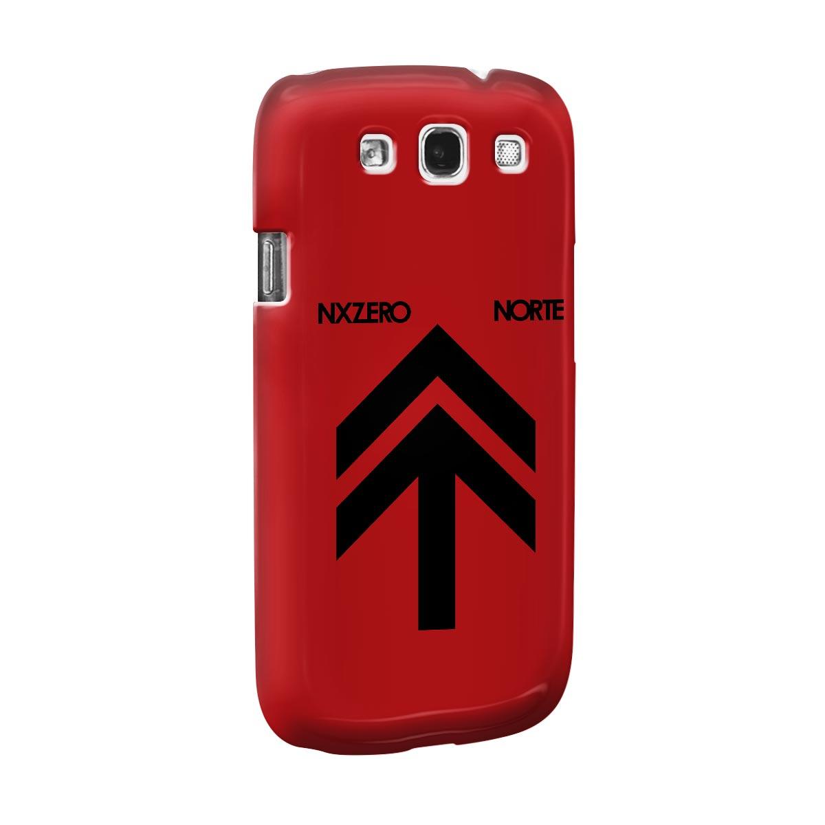Capa para Samsung Galaxy S3 NXZero Capa Norte