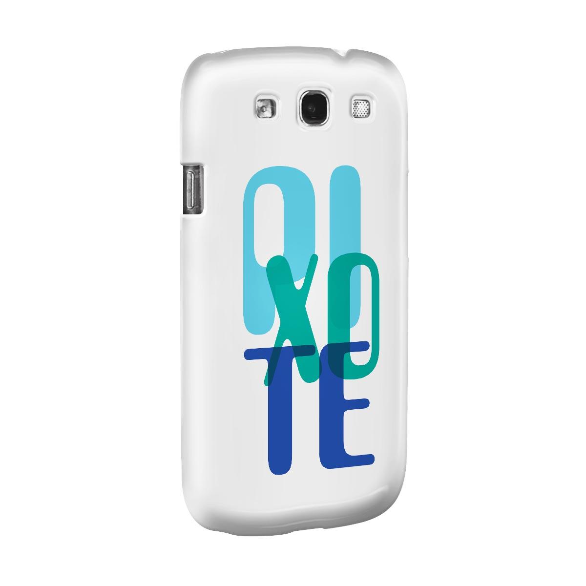 Capa para Samsung Galaxy S3 Pixote Blue