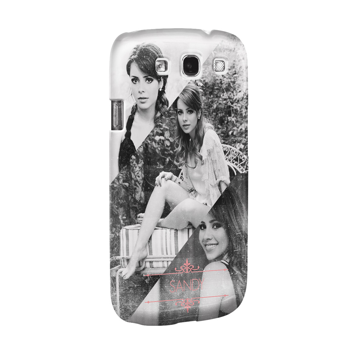 Capa para Samsung Galaxy S3 Sandy Pictures