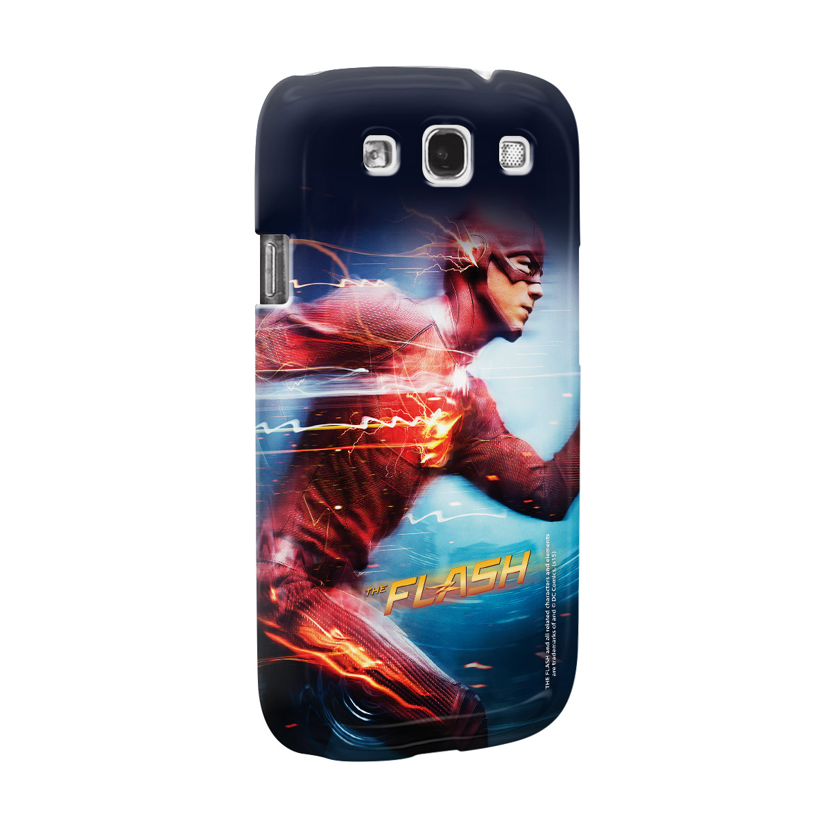 Capa para Samsung Galaxy S3 The Flash Serie Running
