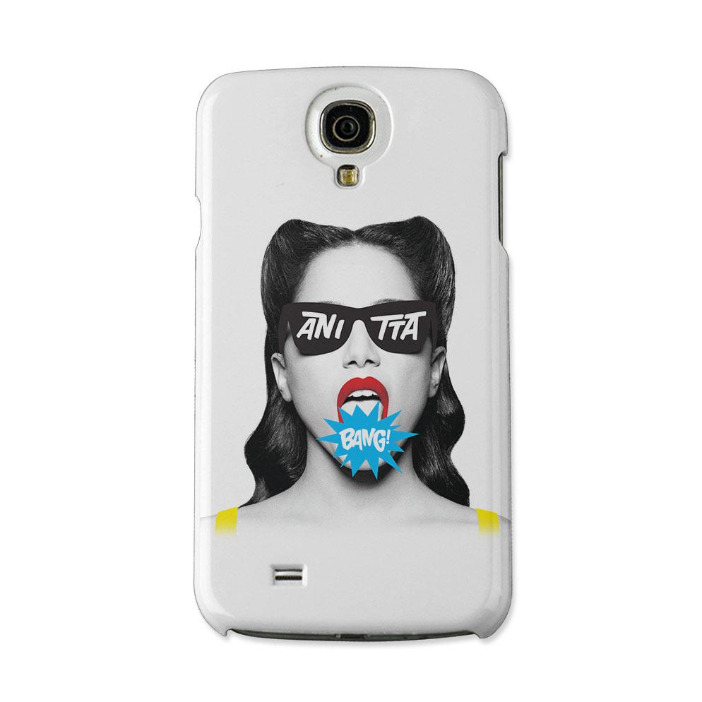Capa para Samsung Galaxy S4 Anitta Bang!