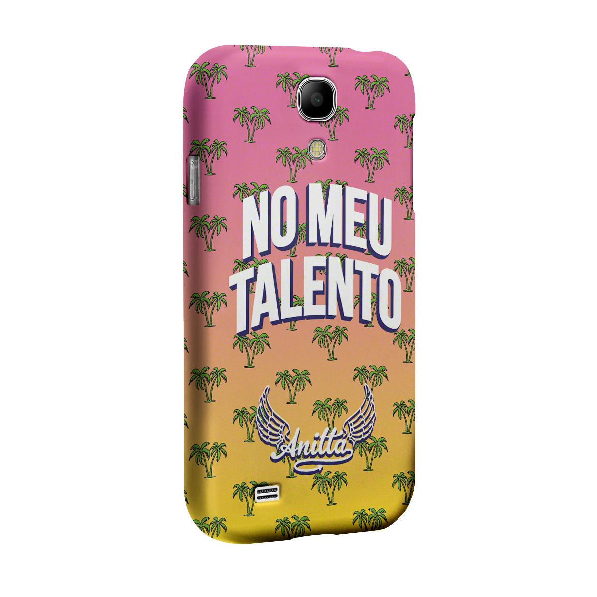Capa para Samsung Galaxy S4 Anitta No Meu Talento