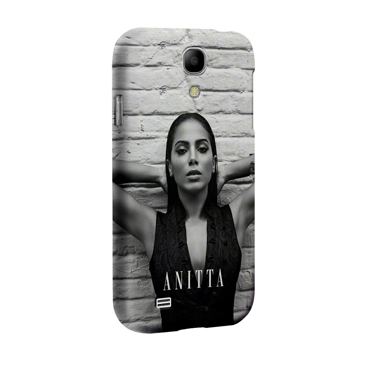Capa para Samsung Galaxy S4 Anitta P&B