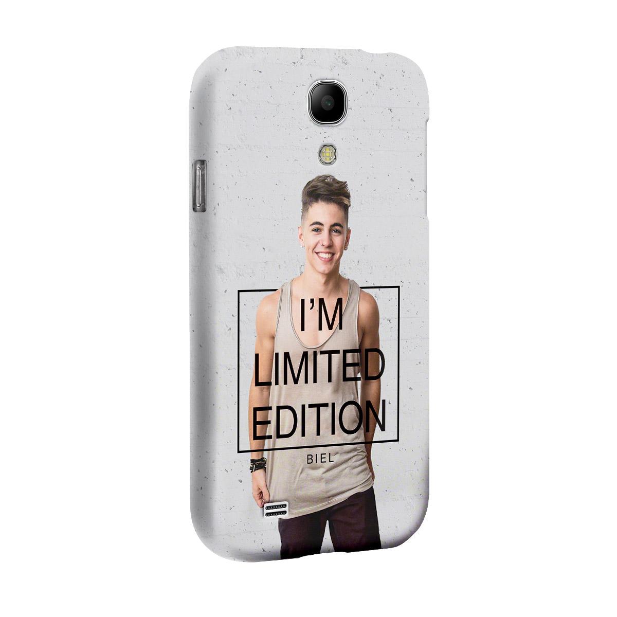 Capa para Samsung Galaxy S4 Biel I´m Limited Edition