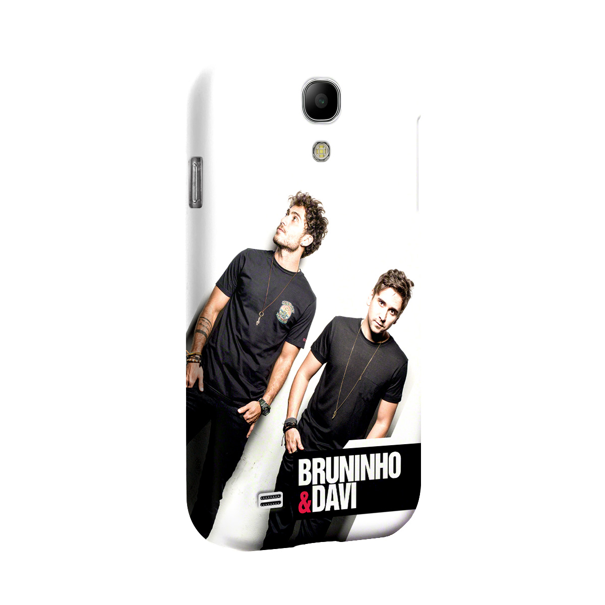 Capa para Samsung Galaxy S4 Bruninho & Davi Foto