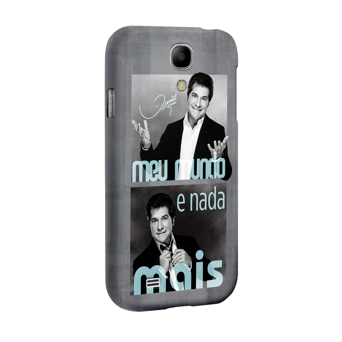 Capa Para Samsung Galaxy S4 Daniel Meu Mundo Poses