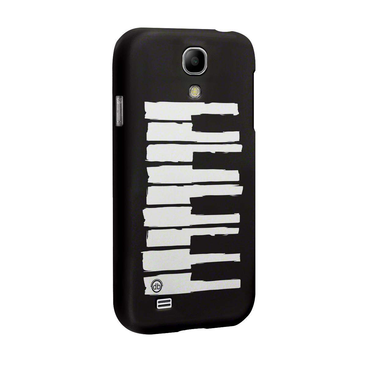 Capa para Samsung Galaxy S4 Dudu Borges Musical Keyboard