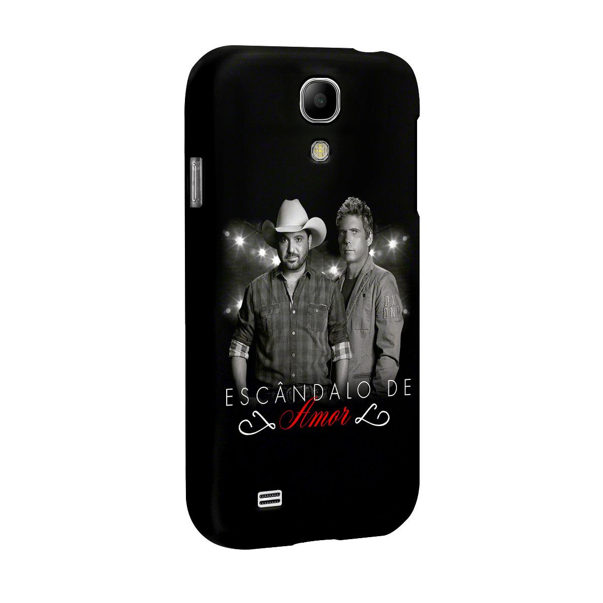 Capa para Samsung Galaxy S4 Edson & Hudson Esc�ndalo de Amor Foto
